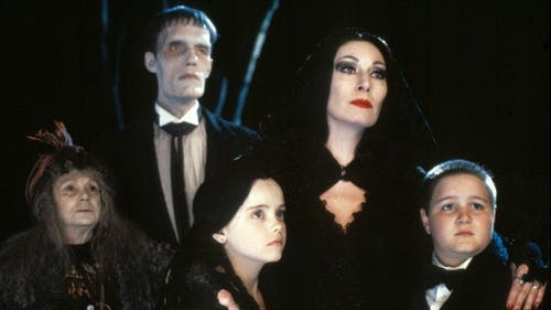 """The Addams Family"" is one of the most iconic Halloween movies of all time, and it concludes our cult classic edition of Halloween movie listicles.  – Photo by IGN / Twitter"