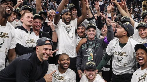 The Milwaukee Bucks captured its first championship in 50 years after defeating the Phoenix Suns in game six of the 2021 NBA Finals.   – Photo by Milwaukee Bucks / Twitter