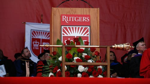 Each of the three Rutgers schools will have their own virtual commencement ceremony or ceremonies in addition to other activities to honor the Class of 2021 graduates. – Photo by The Daily Targum