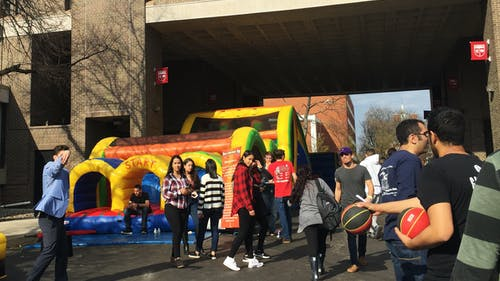 "The Orthodox Christian Campus Ministries held ""Jesus Awareness Day"" to introduce students to the life and death Jesus Christ. Different activities were held as part of the festivities."