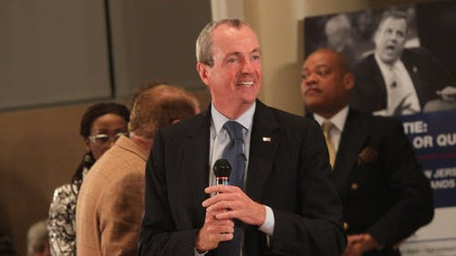 Gov. Phil Murphy (D-N.J.) said they are working to expand the number of test kits and testing locations available throughout New Jersey. – Photo by Flickr