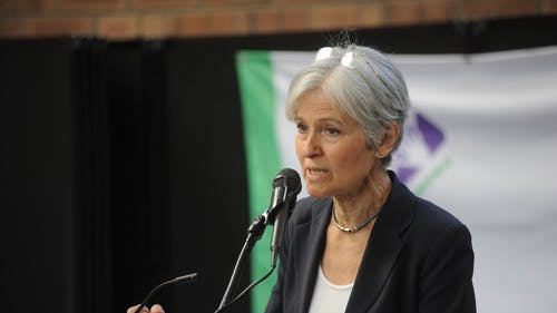 April 2016 | Jill Stein will hold a rally at Rutgers on Sept. 17 in the College Avenue Student Center. – Photo by Photo by Dimitri Rodriguez | The Daily Targum