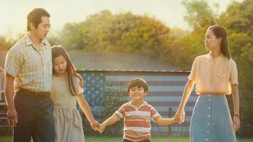 """Starring Steven Yeun, Noel Kate Cho, Alan Kim and Yeri Han, the Korean drama film """"Minari"""" delves into an emotional, heart-wrenching story about families, love and the American Dream. – Photo by Steven Yeun / Instagram"""