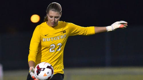 Freshman goalkeeper Casey Murphy recorded four saves on the day, but let up the game-winning goal in the 98th minute.