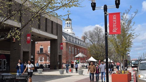 Rutgers—New Brunswick Chancellor Christopher J. Molloy said most classes, aside from clinical studies, labs or studio courses, will be online in the Spring 2021 semester.  – Photo by Rutgers University / Facebook