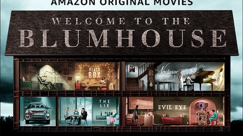 Welcome to the Blumhouse is a line-up of eight thrillers, in a collboration between Blumhouse and Amazon Prime.  – Photo by Courtesy of Haley Levesque
