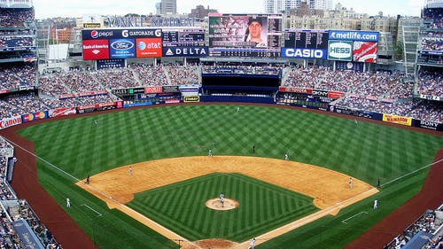 The Rays came into this series with a better regular-season earned run average, as it sported a 3.56 mark, compared to the Yankees' 4.35. – Photo by Wikimedia