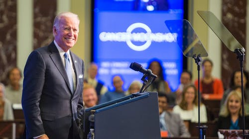 President-elect Joe Biden's philosophy is to raise taxes for those who can afford it and let the government make crucial investments for the future of the economy, said James W. Hughes, University professor and dean emeritus of the Edward J. Bloustein School of Planning and Public Policy. – Photo by newsclick.in