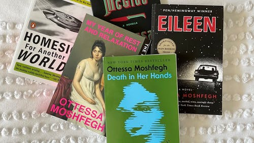 """Though """"My Year of Rest and Relaxation"""" is one of many books written by fiction writer Ottessa Moshfegh, this 2018 release is a must-read for its notable characters and unique plot line.  – Photo by Penguinpress / Twitter"""