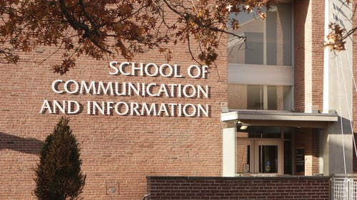 The creation of this program by the Rutgers School of Communication and Information comes after an increased need for healthcare communication due to the coronavirus disease (COVID-19) pandemic. – Photo by Rutgers.edu