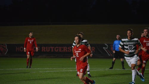The Rutgers men's soccer team will begin their season with matchups against Michigan State and Penn State. – Photo by The Daily Targum
