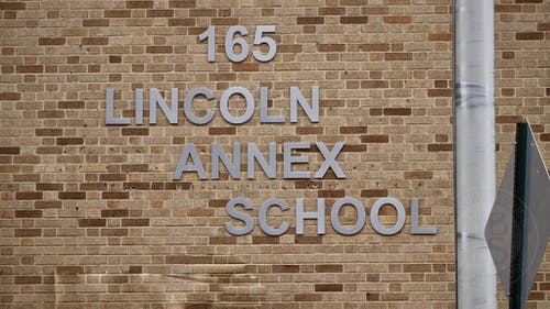 The plan to sell the Lincoln Annex School to build the Rutgers Cancer Institute on the land inspired three Rutgers alumni to run for the New Brunswick Board of Education.
