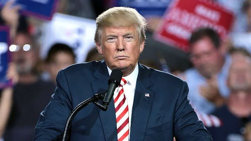 Since losing his re-election, President Donald J. Trump has refused to concede, defying the historical norms of transference of power.  – Photo by Wikimedia