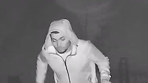 The New Brunswick Police Department is investigating reports of a male who was allegedly looking into residences in the Fifth and Sixth Wards.  – Photo by New Brunswick Police Department