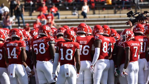 The Rutgers football team will look to have a successful homecoming game as it faces Michigan State at noon on Saturday.  – Photo by Samantha Cheng