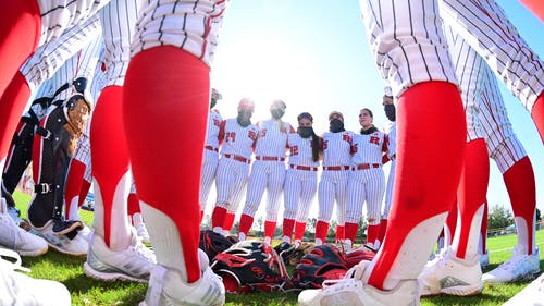 The Rutgers softball team finished its weekend off with a sweep against Purdue, concluding three straight days of doubleheaders.  – Photo by Scarletknights.com
