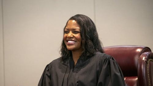 Fabiana Pierre-Louis was nominated for the New Jersey Supreme Court in June by Gov. Phil Murphy (D-N.J.). – Photo by Photo by Twitter | The Daily Targum