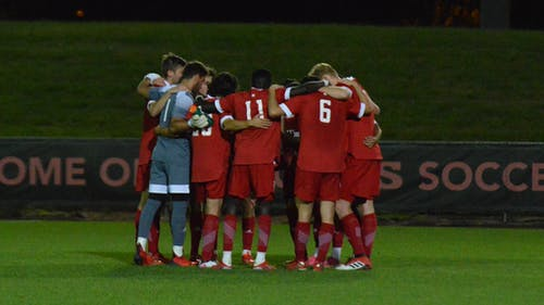 After two tough matches against Maryland and Wisconsin, the Rutgers men's soccer team looks to get back to winning when they face Penn State in Piscataway. – Photo by Benjamin Chelnitsky