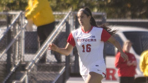 Senior midfielder Cassie Inacio discussed the advantages of facing a prior opponent in Iowa. She said the Knights ride extra confidence entering the match.