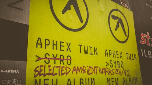 Since the 90s, Richard D. James, also known as Aphex Twin, has been a trailblazer in electronic music, inspiring modern artists with his unconventional music style and signature beat mixing.  – Photo by Flickr.com