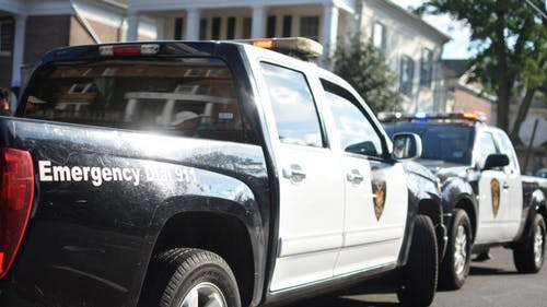 Police were alerted of the robbery yesterday afternoon at 11:53 p.m. The victim reported that he had been making a food delivery when three male perpetrators entered his car, with two removing valuables from the vehicle. – Photo by The Daily Targum
