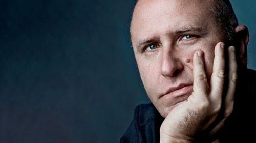 """Moshe Zonder is a professional screenwriter and head writer for the Netflix show, """"Fauda."""" He said he teaches his students to keep their heads up and to continue pursuing their creative ideas."""