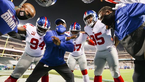 The Giants' playoff hopes are dwindling after their latest loss. – Photo by New York Giants / Twitter
