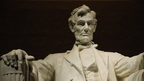 Former President Abraham Lincoln presided over the most divisive period in U.S. history. His words of wisdom could help us now. – Photo by Wikimedia