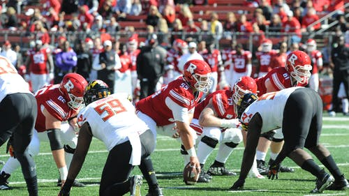 Rutgers looks to win its third game of the season when the team matches up with Penn State on Saturday. – Photo by The Daily Targum