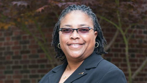 Until a permanent position is filled, Interim Provost and Executive Vice Chancellor for Academic Affairs Wanda J. Blanchett has been taking on the responsibilities for the position.  – Photo by Rutgers.edu