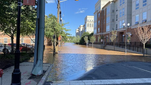 Rutgers must do more to support its communities in the wake of natural disasters and climate change, especially considering environmental inequality.  – Photo by Azaria Johnson