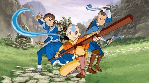 """The popular children's TV show """"Avatar: The Last Airbender"""" incorporated elements of Asian culture, inspiring American children to think about cultures other than their own.  – Photo by Nickelodeon"""