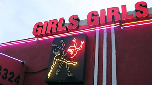 With thousands of workers in the industry contributing billions of dollars to the economy each year, it's about time sex workers got the respect and recognition that they deserve. – Photo by Wikimedia