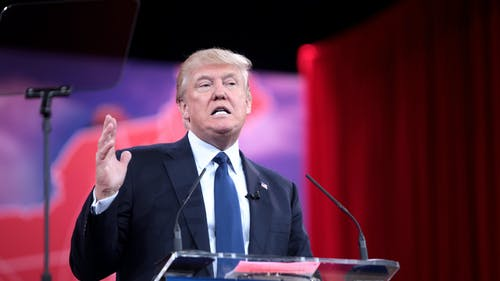 While many approve of Former President Donald J. Trump's removal from Facebook and Twitter, critics claim that Big Tech's censorship of Trump can actually be detrimental to our democracy.  – Photo by Wikimedia