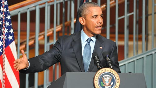 November 2015 | U.S. President Barack Obama will speak to the class of 2016 on May 15 at 12:30 p.m.