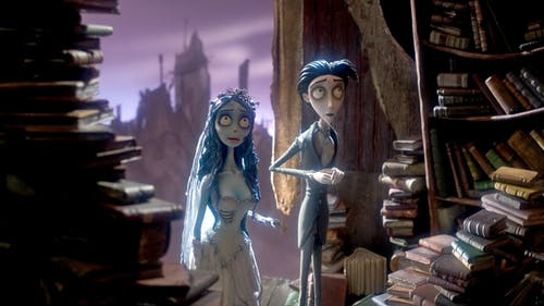 """Time Burton's """"The Corpse Bride"""" is an example of an animated movie that can be a good distraction during a global pandemic."""