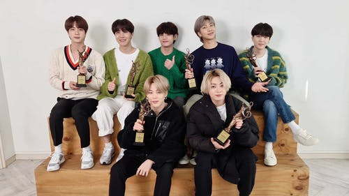 BTS is the biggest boyband in the world right now, and many people around the world are either major fans of the band or have heard of them before.  – Photo by BTS / Twitter