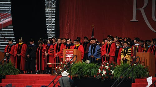 Some Rutgers seniors said they think it would be possible to hold the commencement ceremonies in person, but it would come at the cost of people's safety. – Photo by The Daily Targum