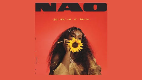 """Nao delves into her powerful healing journey and path to reaching her most authentic self in her latest album, """"And Then Life Was Beautiful."""" – Photo by Nao / Twitter"""
