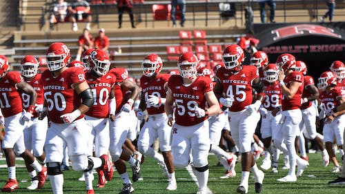 The Rutgers football team suffered its second consecutive loss on Saturday, falling to Ohio State 52-13.   – Photo by Samantha Cheng