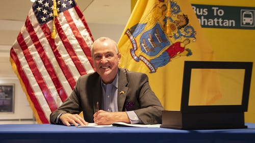 Gov. Phil Murphy (D-N.J.) and his administration will continue to maintain certain abilities regarding the coronavirus disease (COVID-19) pandemic despite his ending of the public health emergency today.  – Photo by Governor Phil Murphy / Twitter
