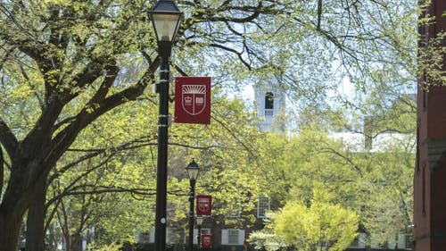 Yesterday's Board of Governors meeting was the first since University President Jonathan Holloway entered office in July.  – Photo by Rutgers.edu