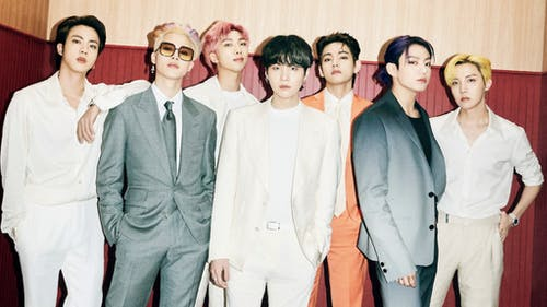 """Receiving over 1 million likes in less than an hour, BTS' summer smash-hit """"Butter"""" is topping charts and breaking records, making it one of the band's most notable comebacks to date.  – Photo by Bighit Music / Twitter"""