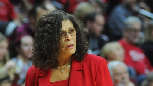 Head coach C. Vivian Stringer had never won less than nine games as a college head coach until this season, one in which the Scarlet Knights went 6-24 and lost 11 straight games to end the season.