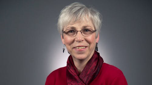 Assistant Vice Chancellor for Health and Wellness Melodee Lasky, who will retire on May 10, established Rutgers' Counseling, Alcohol and Other Drug Assistance Program and Psychiatric Services. – Photo by Courtesy of Student Affairs