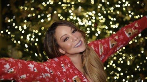 """Since releasing her chart-topping single """"All I Want For Christmas Is You"""" 26 years ago, Mariah Carey and her festive tunes have become the quintessence of the holiday season.  – Photo by Mariah Carey / Instagram"""