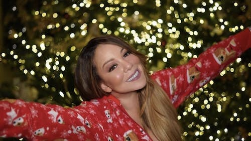 "Since releasing her chart-topping single ""All I Want For Christmas Is You"" 26 years ago, Mariah Carey and her festive tunes have become the quintessence of the holiday season.  – Photo by Mariah Carey / Instagram"
