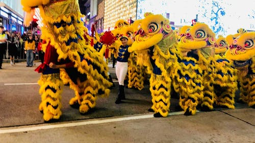 On Feb. 12, billions across the globe celebrated the Lunar New Year, but many festivities, such as the proverbial lion dances, as well as travel to China were limited due to the coronavirus disease (COVID-19) pandemic.  – Photo by Chloe Tai