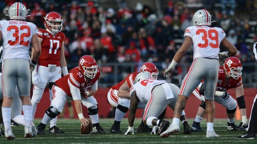 Rutgers will look to bounce back from its 49-27 loss to Ohio State. – Photo by The Daily Targum