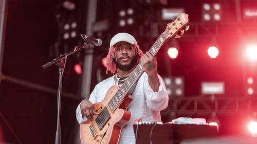 "Stephen Bruner, also known as Thundercat, is one of the greatest bassists of our time. In his new album ""It Is What It Is,"" Bruner includes aspects of his personality to his music.  – Photo by Flickr"